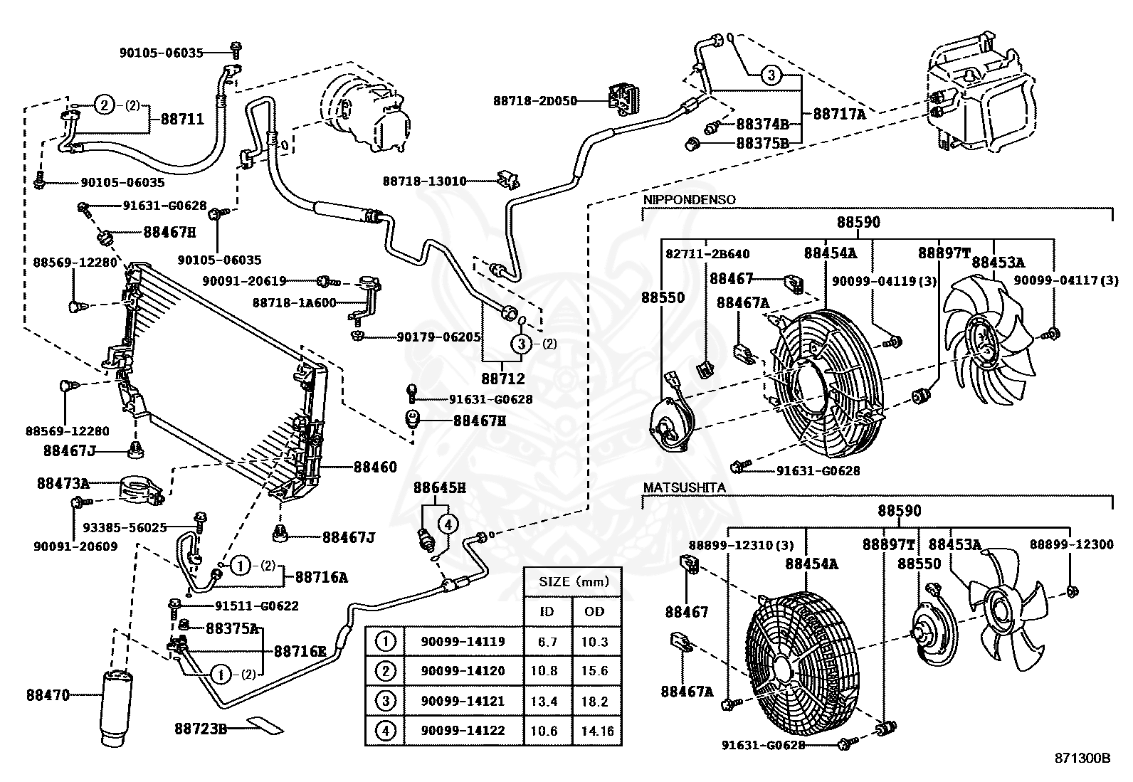 Toyotum Corolla Engine Diagram Heater