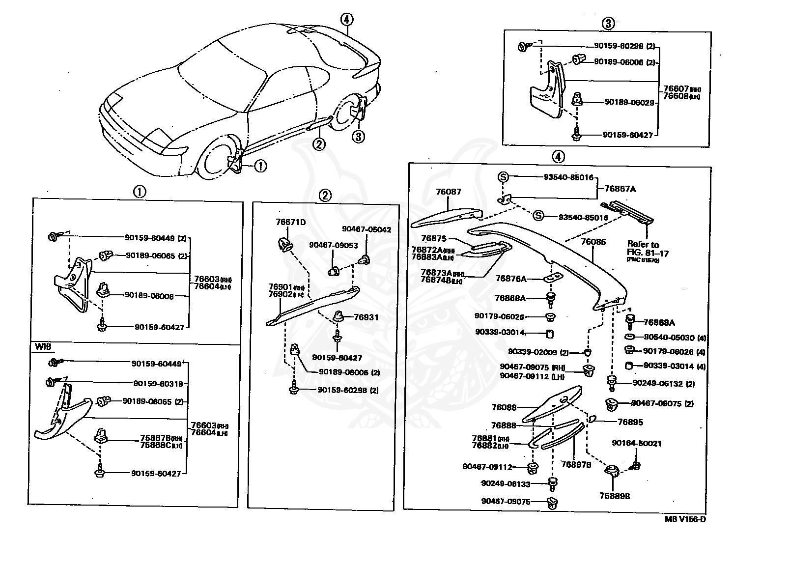 Toyotum Celica Engine Diagram
