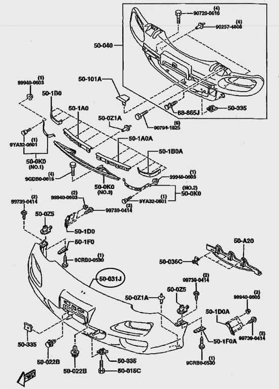 Oem Parts: Oem Parts Mazda