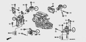 Honda  OEM Parts  Civic Type R  FD2  Nengun Performance