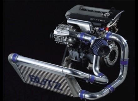 toyota yaris trd supercharger kit pajak grand new avanza 2016 blitz nengun performance