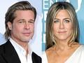 全米映画俳優組合賞授賞式で仲の良さを見せつけた元夫婦のブラッド・ピットとジェニファー・アニストン