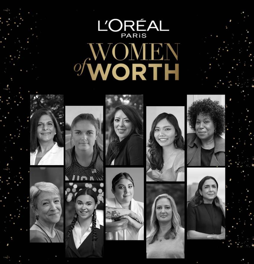 L'oréal Paris - Women Of Worth