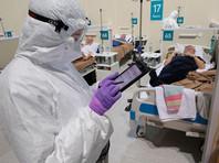 Суточный прирост заболевших коронавирусной инфекцией COVID-19 составил 8 489 случаев, следует из сообщения оперативного штаба по борьбе с коронавирусом, опубликованного 3 мая