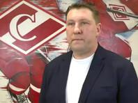 """Борис Миронов принял московский """"Спартак"""" у Олега Знарка"""