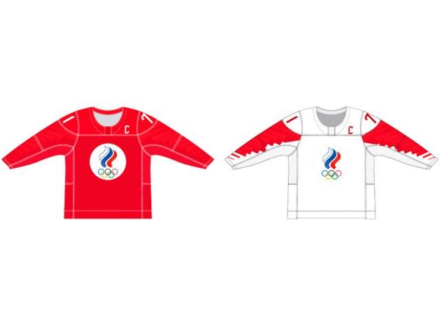 Руководство Международной федерации хоккея утвердило форму сборной России, в которой команда будет выступать на чемпионате мира в Риге, сообщается на официальном сайте IIHF