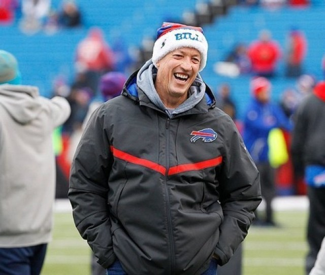 Former Buffalo Bills Quarterback Jim Kelly