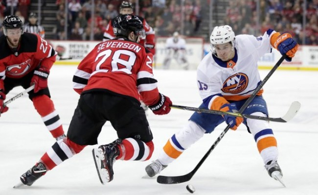 New Jersey Devils Vs New York Islanders Live Score