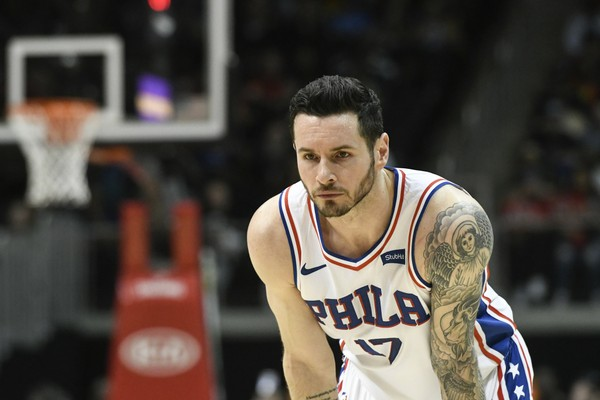 Image result for jj redick sixers