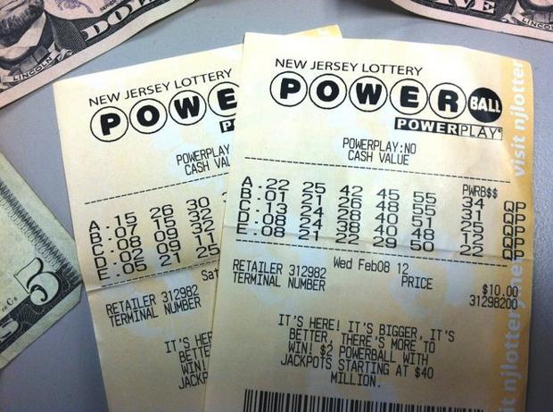 2 winning Powerball tickets sold in NJ 1 in Minnesota for huge 448 million drawing  NJcom