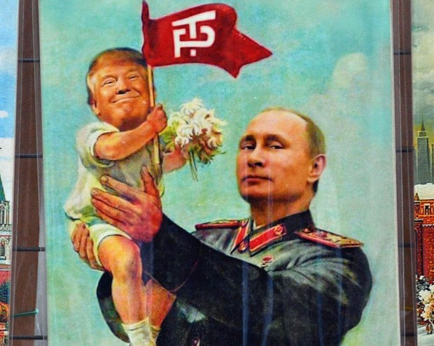 Image result for putin trump