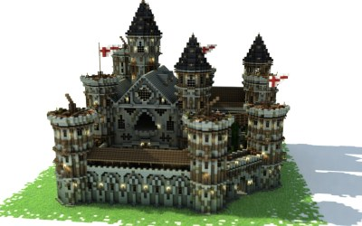 minecraft castle build medieval tutorial buildings plans packs mods resource fortress designs servers guide things amazing structures idees village building