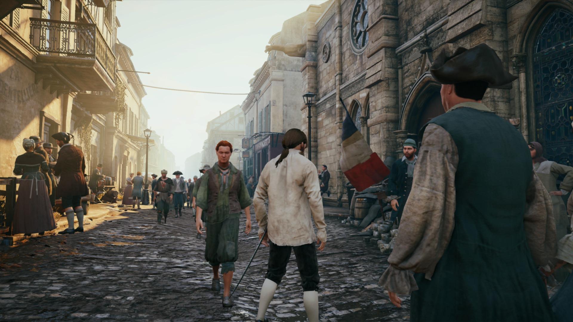 Assassins Creed Unity Hd Wallpaper Minor Spoilers Screenshots From Unity Ps4 Assassinscreed
