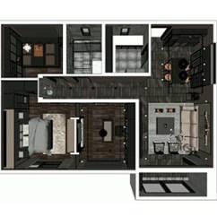 Kitchen Cabinet Design Software Island Butcher Block 禅风-感受曲水流觞的意境