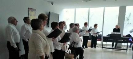 La UJI inicia un proyecto musical en l'Alcora dirigido a despertar las emociones de las personas mayores.