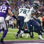 Seattle Seahawks Vs Minnesota Vikings Live Updates Score