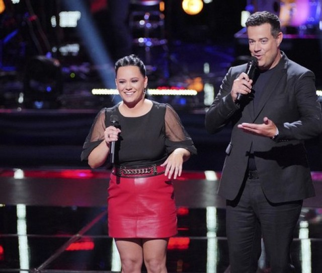 Natasia Greycloud Who Grew Up In Newberg Had Another Surprise On The Voice