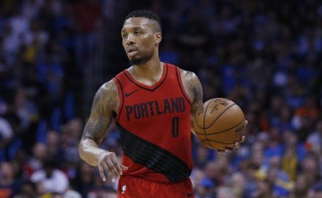 Portland Trail Blazers Damian Lillard Rejoins Team After