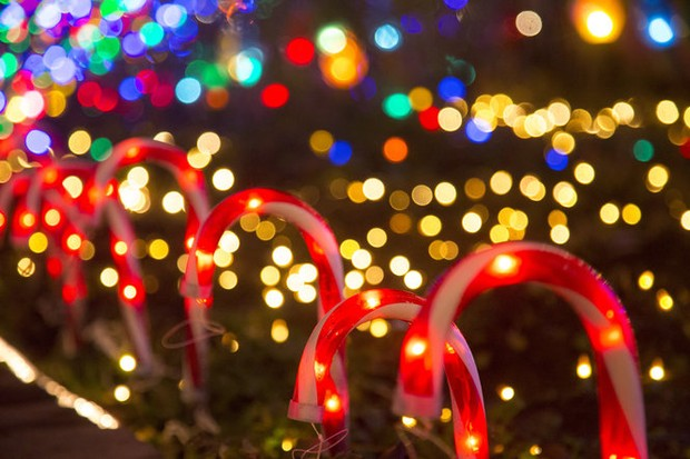 The 10 Best Holiday Light Displays Around Portland
