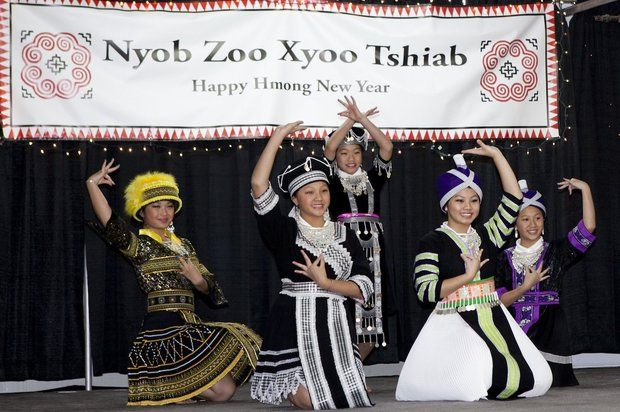 Image result for happy hmong new year