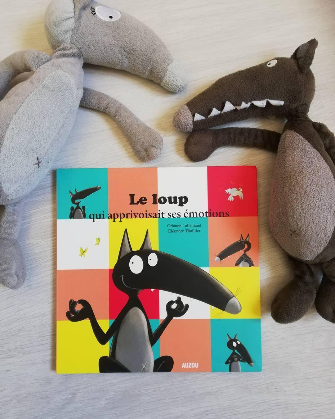 Le Loup Qui Apprivoisait Ses Emotions : apprivoisait, emotions, Apprivoisait, émotions-, Auzou, Enfant, Bébé, Loisir