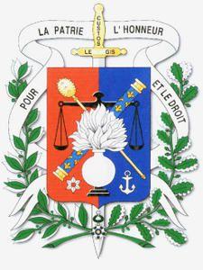 Pour La Patrie L Honneur Et Le Droit : patrie, honneur, droit, Insignes, SYMBMILGEND,, Traditions, Gendarmerie