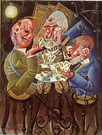 Tableau Otto Dix La Guerre : tableau, guerre, Histoire, Arts:, L'art, Guerre, 1ère, Mondiale), Cartable, M.Orain