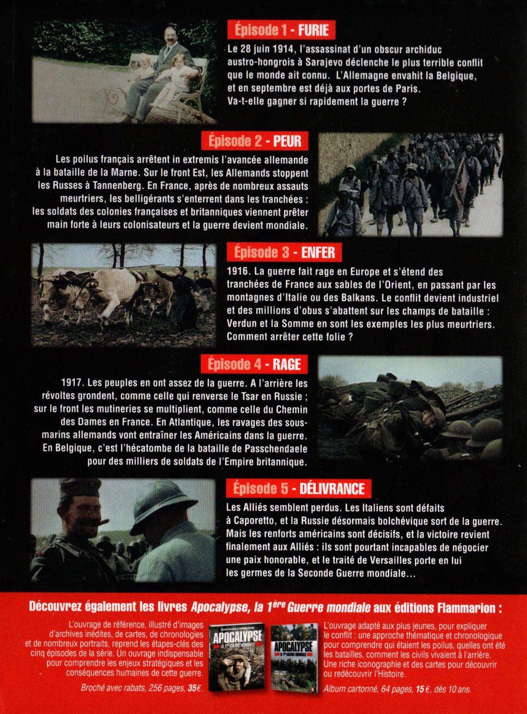 Apocalypse 1ere Guerre Mondiale Episode 3 : apocalypse, guerre, mondiale, episode, Comment, Première, Guerre, Mondiale, Films, Documentaires, CONFLIT