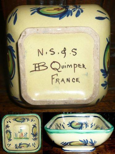 Comment Dater Une Faience Henriot : comment, dater, faience, henriot, Marques, Quimper, Quimper-collectionneurs.over-blog.com