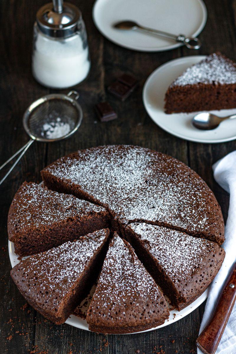 Gateau Avec 8 Oeufs : gateau, oeufs, Moelleux, Chocolat, (bien, Gonflé, Aérien), Amandine, Cooking