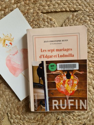 Les Sept Mariages D'edgar Et Ludmilla : mariages, d'edgar, ludmilla, Livres, Films, L'art, Virginie