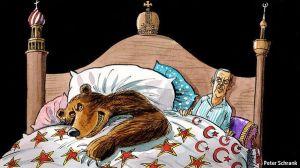 Turquie : l'ours hausse le ton