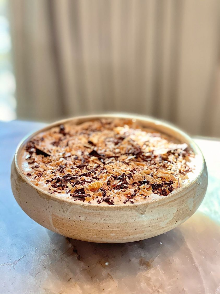 Mousse Au Chocolat Lignac : mousse, chocolat, lignac, Mousse, Croustillante, Chocolat, Noisette, Cyril, Lignac, Cuisine, Meilleures, Recettes, Faciles