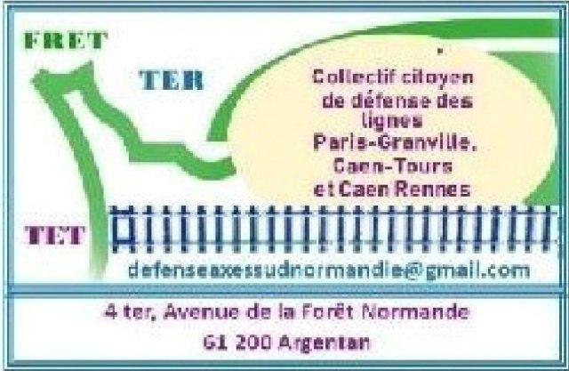 BILAN  DE LA CONCERTATION LE 20 AVRIL AVEC LA SNCF NORMANDIE - PARIS GRANVILLE -CAEN  RENNES - CAEN ALENCON LE MANS TOURS - collectifdefenseaxesferroviairessudnormandie.over-blog.com
