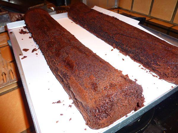 fondant chocolat biscuit moule
