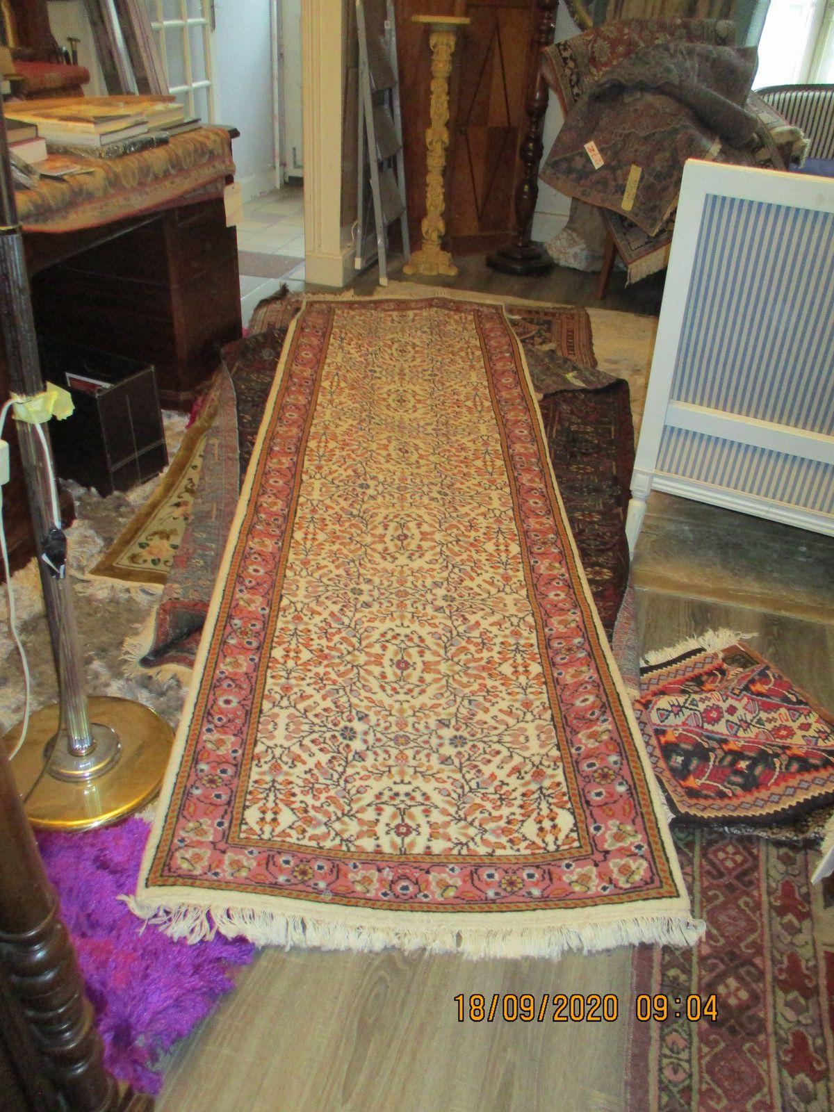 tapis orient d iran fait mains occasion