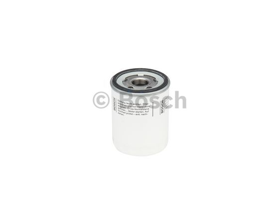 Oil Filter fits FORD TRANSIT 2.0 2.0D 2016 on Bosch