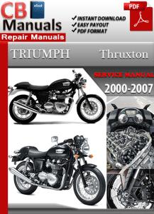 triumph t100 service manual pdf