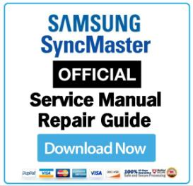 wiring diagrams enable technicians to floor of mouth diagram samsung syncmaster t240hd t260hd service manual and guide | ebooks technical