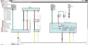 Toyota Alphard 20152017 EWD Electrical Wiring diagrams