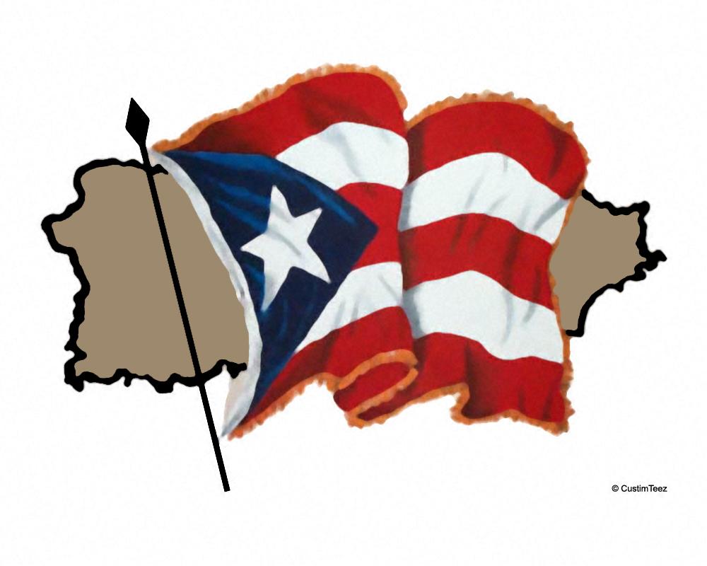 Puerto Rican Flag Designs