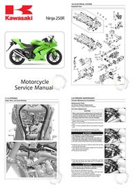 KAWASAKI MANUAL - Auto Electrical Wiring Diagram on