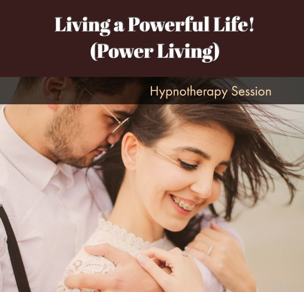 Power Living Hypnosis With Don L. Audio