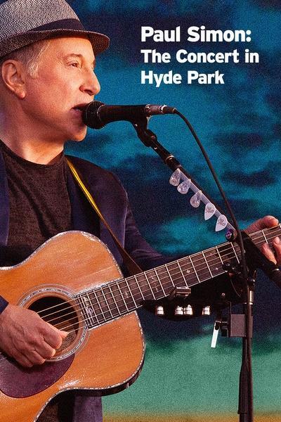 Paul Simon : The Concert in Hyde Park
