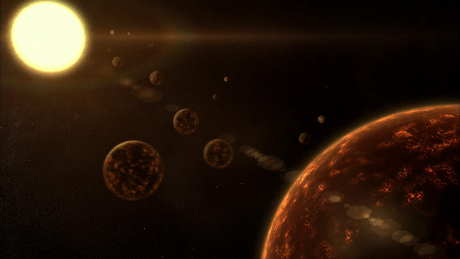 Nova Finding Life Beyond Earth