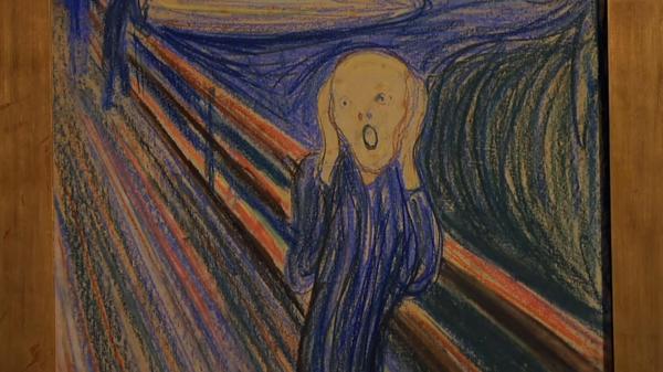 Video Curator' Choice Edward Munch Scream