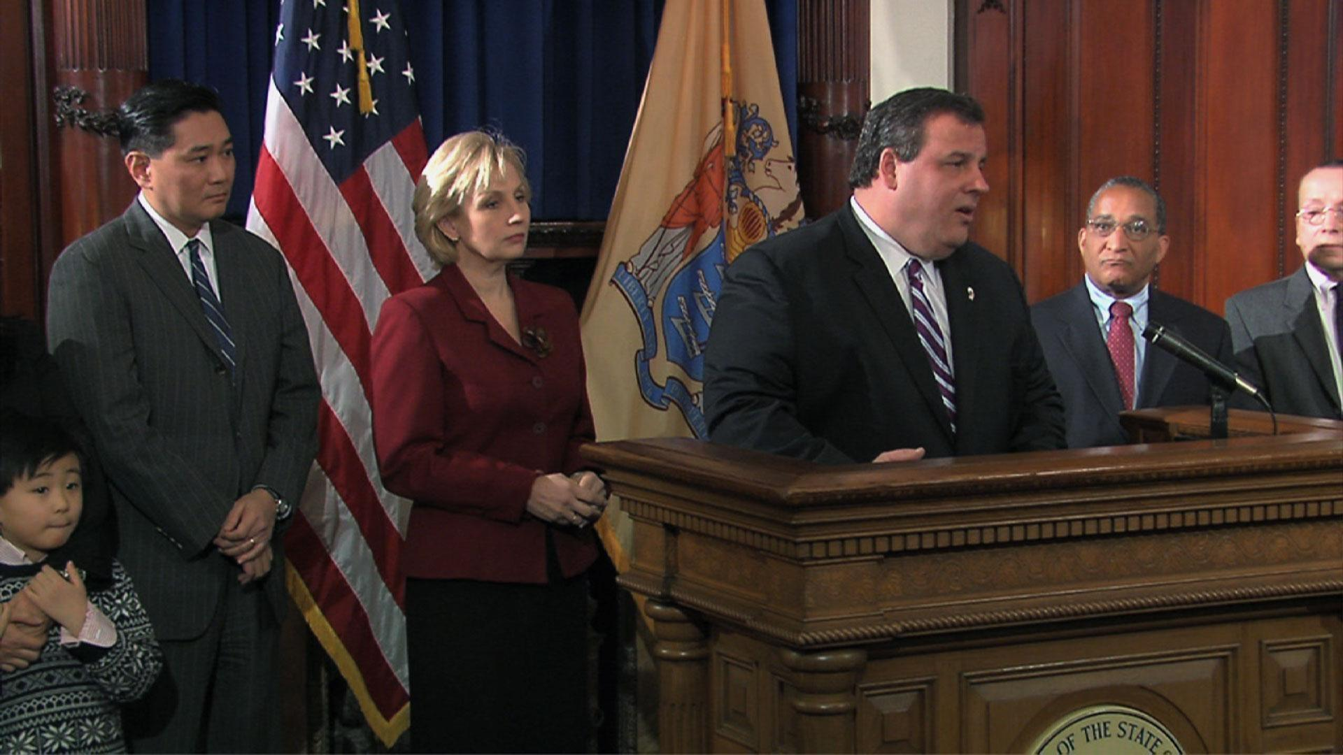 Chris Christie Resume Governor Christie Nominates Historic Justices To State