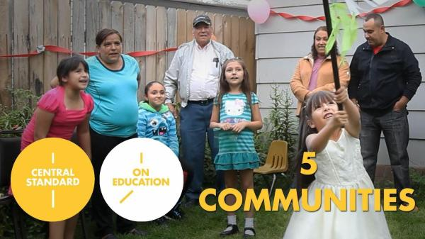 5 Communities Central Standard Education Pbs