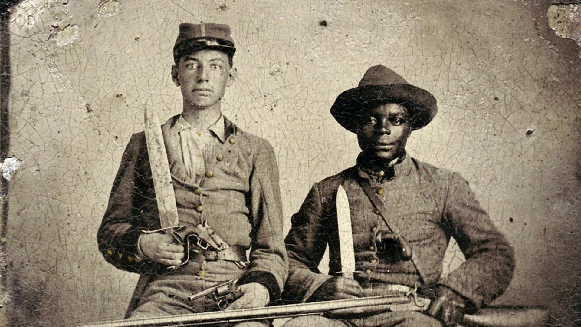 Confederate Prez Jefferson Davis Black Wife