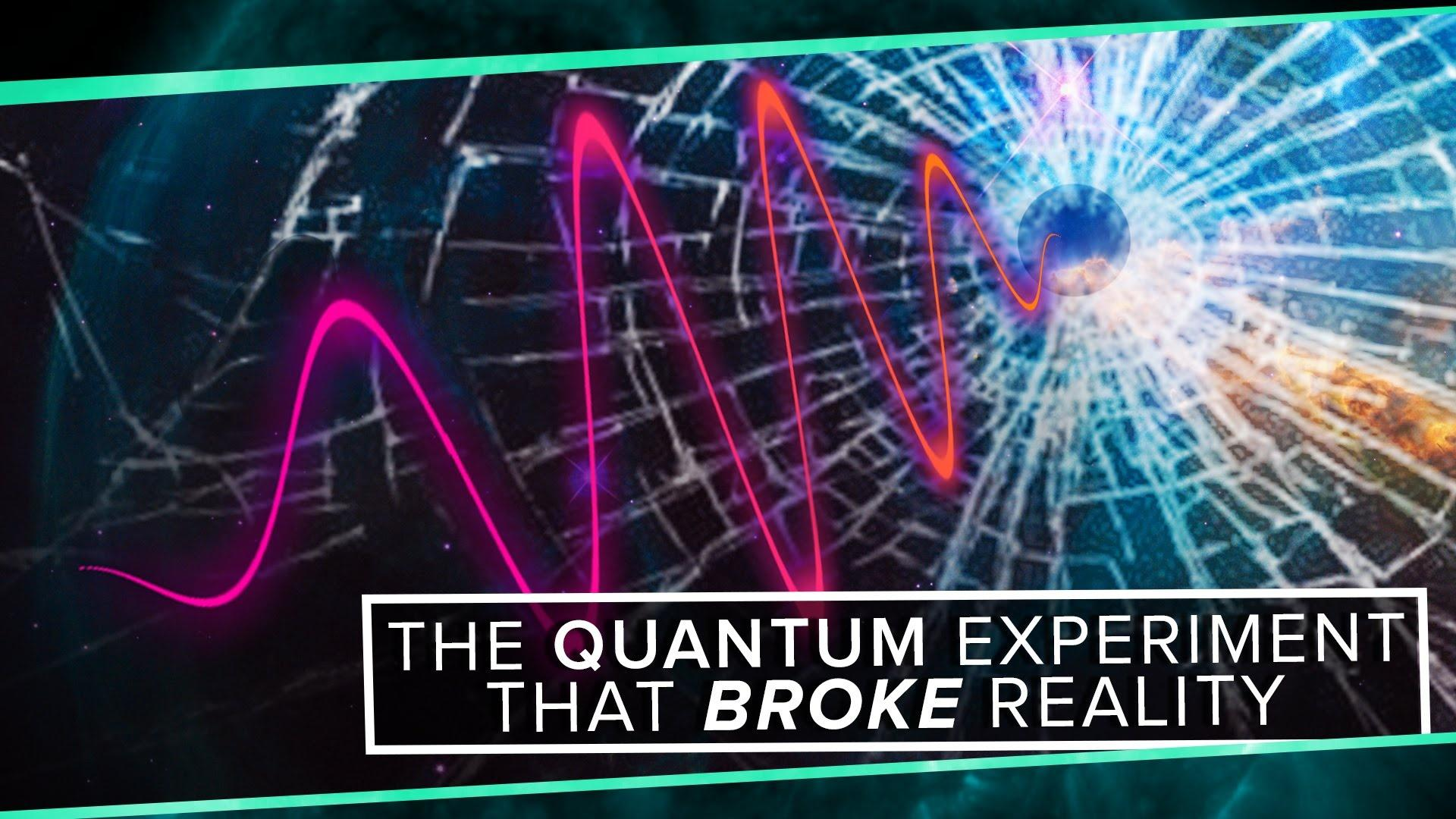 The Quantum Experiment that Broke Reality  PBS Space Time  PBS